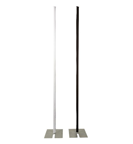 pole covers for uprights