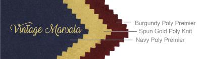 vintage marsala
