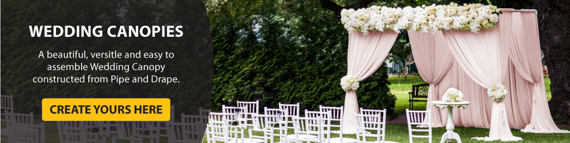 wedding canopies create yours here