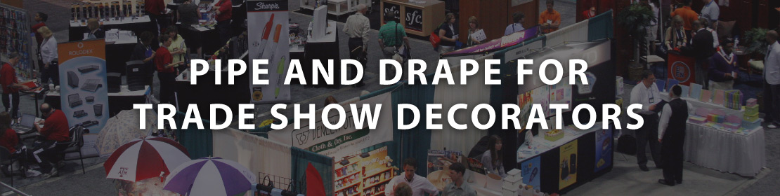 trade show decorators banner