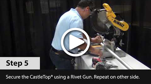 CastleTop® Retrofit Installation Video