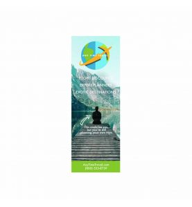 Single Sided Fabric Banner