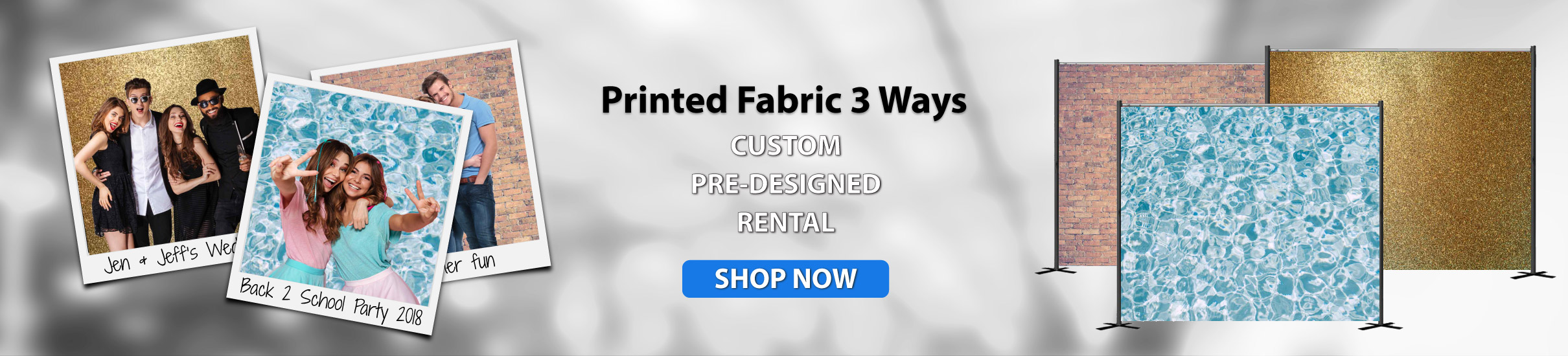 Printed Fabric 2018