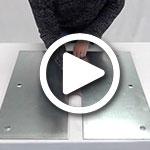 24x24 Slip Fit Base Video