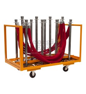 Stanchion Cart Medium