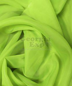 lime green sheer
