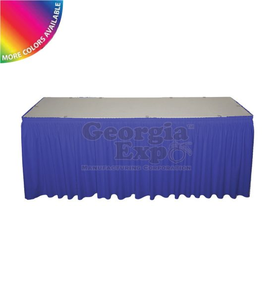 Clearance Poly Premier Table Skirting