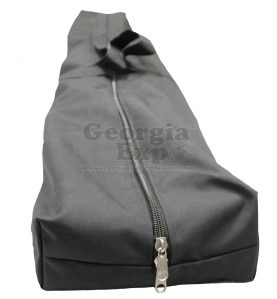 Pipe Bag with Zipper