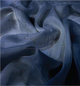 Navy Blue Sheer