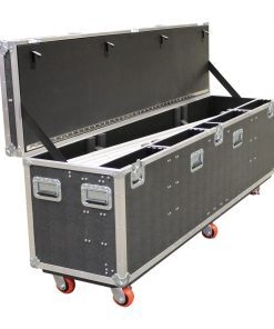 road case for pipe and drape