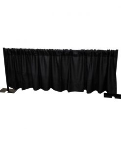 Pipe and Drape Shortwall Kit