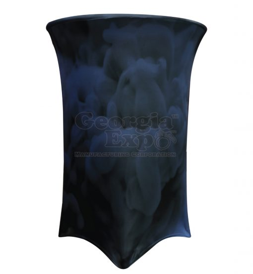 custom printed cocktail table spandex cover