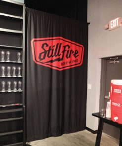 wall mount in use stillfire brewery