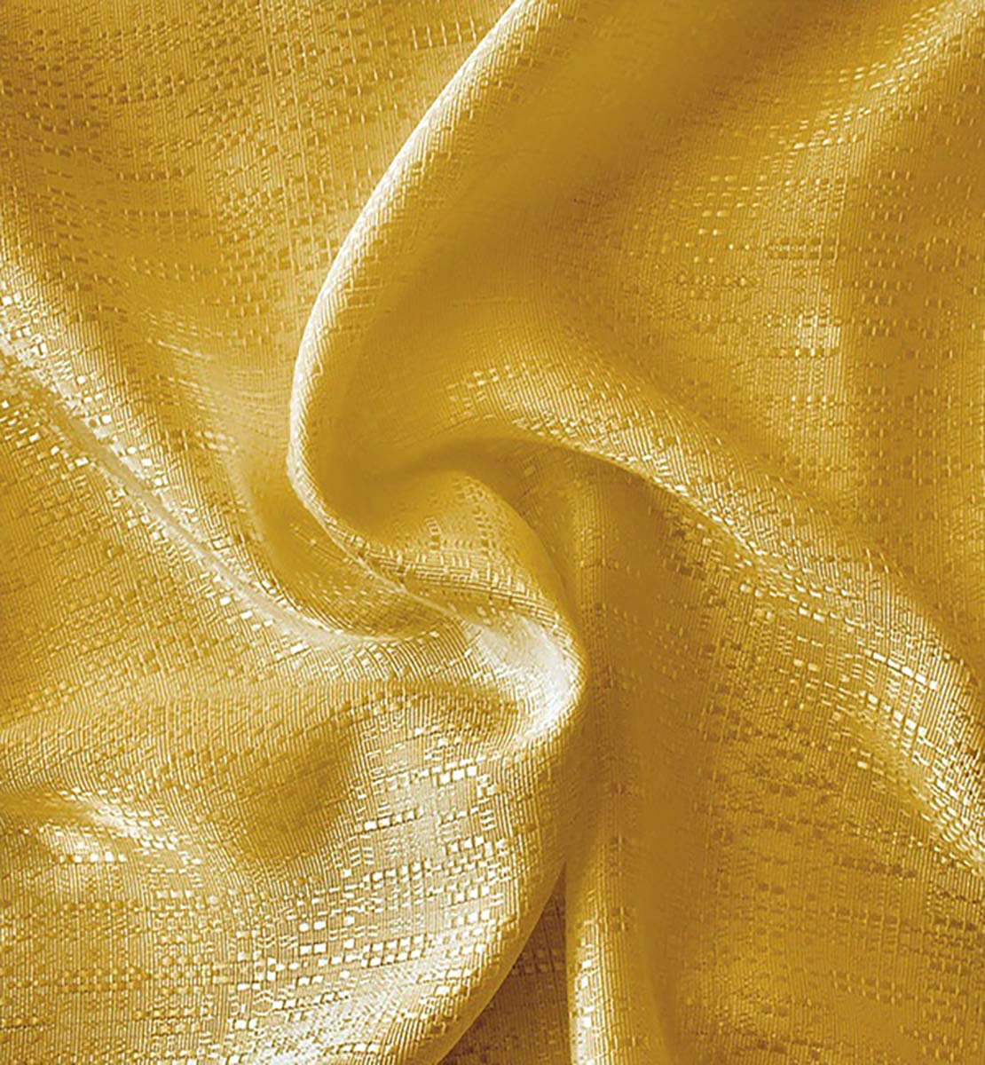 Banjo Drape Yellow