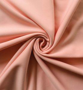 Poly Stretch Drape Blush