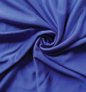 Poly Stretch Drape Expo Blue
