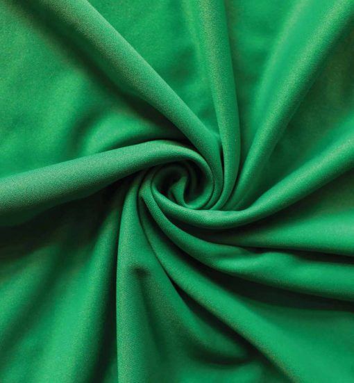 Poly Stretch Drape Grass Green
