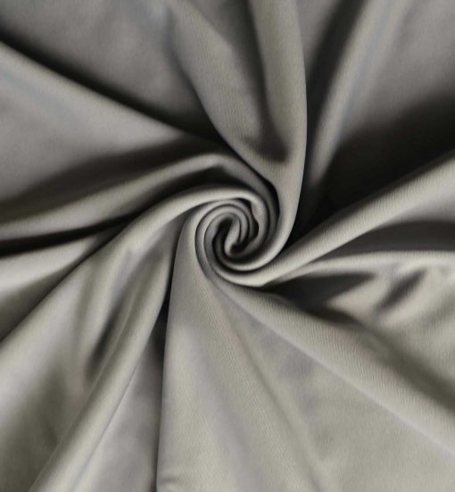 Poly Stretch Drape Gray