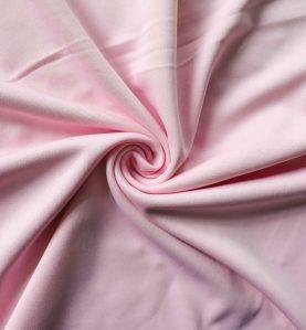 Poly Stretch Drape Pale Pink