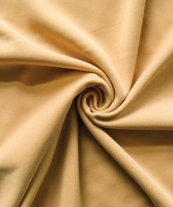 Poly Stretch Drape Sand