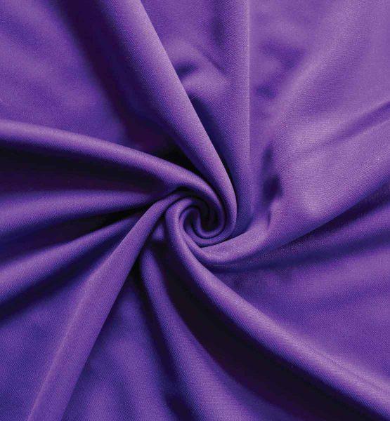 Poly Stretch Drape Violet