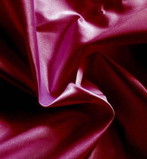 Poly Knit Drape burgundy