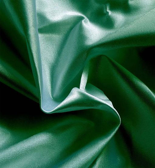Poly Knit Drape forest green