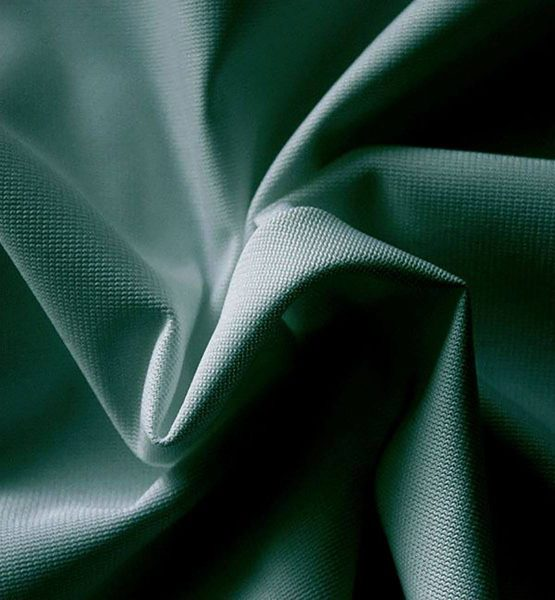 poly premier drape hunter green