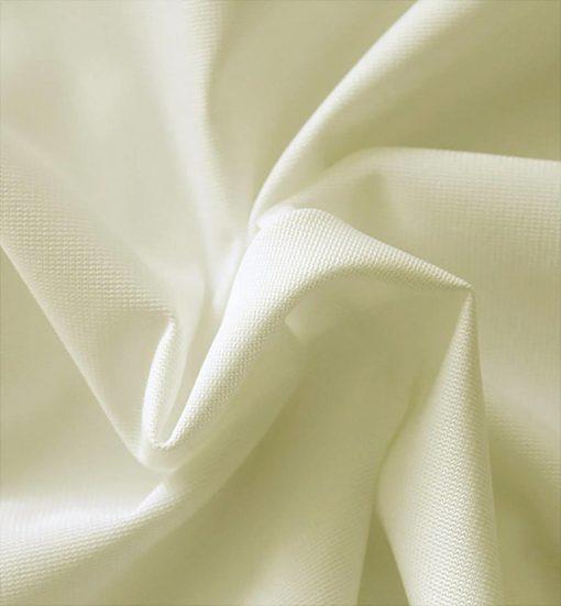 poly premier drape ivory