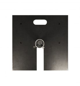 base with umbrella pin