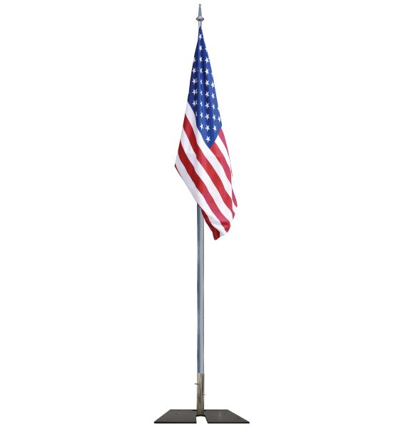 flag pole holder