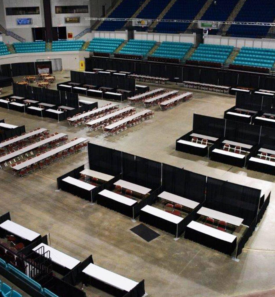Arena Exhibit Space