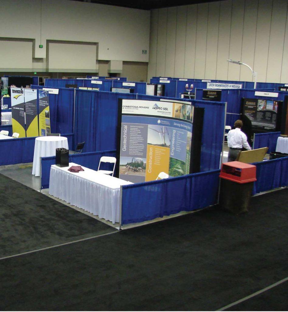 Ocean Blue Booths