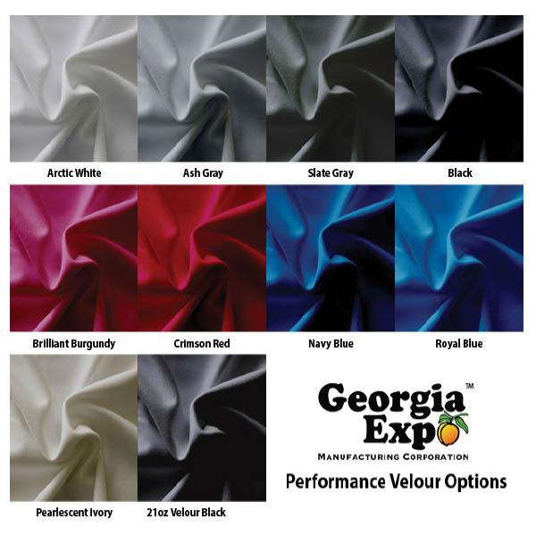 velour colors