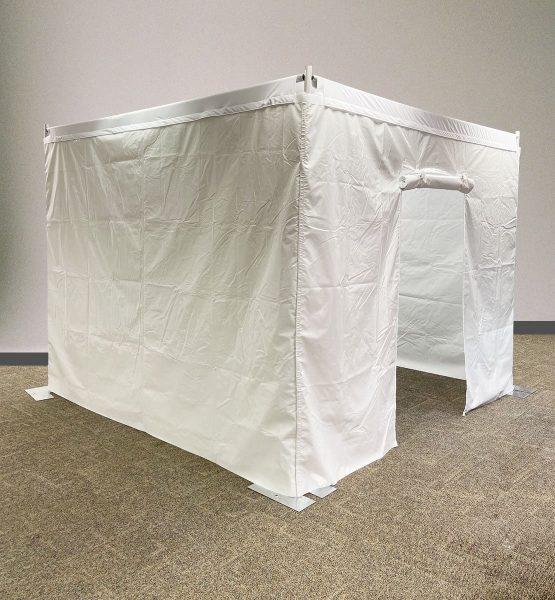 isolation room outside