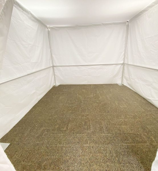 isolation room inside