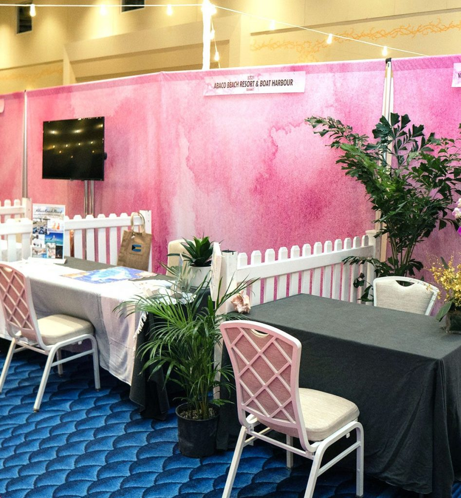 Printed Trade Show Booths