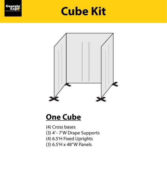 one cube kit