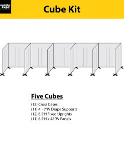 cube kit five cubes