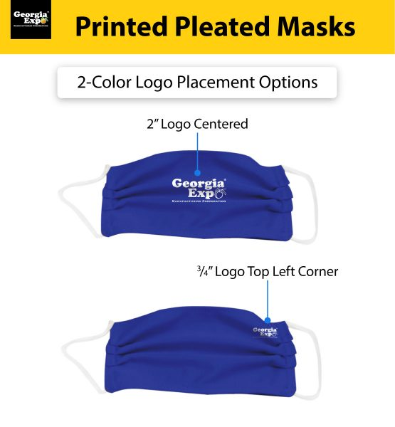 Printed Masks Info specs