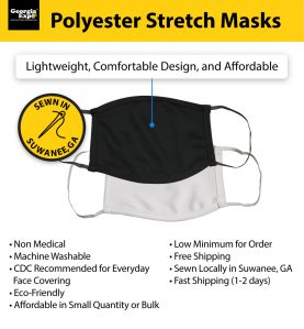 Cloth Face Mask specs