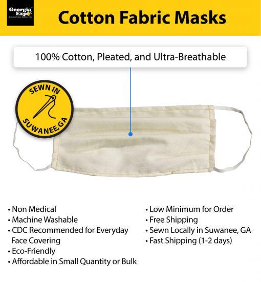 Cotton Mask specs
