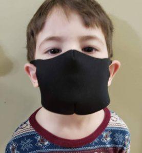 sleek mask in use kids