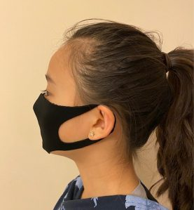 sleek mask kid size