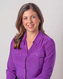 Amanda Gray, VP of Sales & Marketing